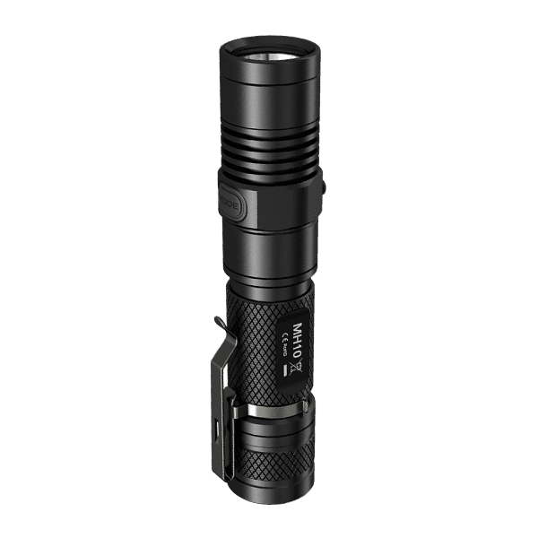 MH10 USB Rechargeable Flashlight NITECORE