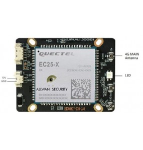 4G-EC25_LTE Routeur WiFi 4G LTE OEM Board 38 x 38mm VPN