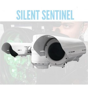 OSIRIS SILENT SENTINEL SIGNAL LIGHT GUN CAMERA PTZ THERMIQUE ZOOM IP HD