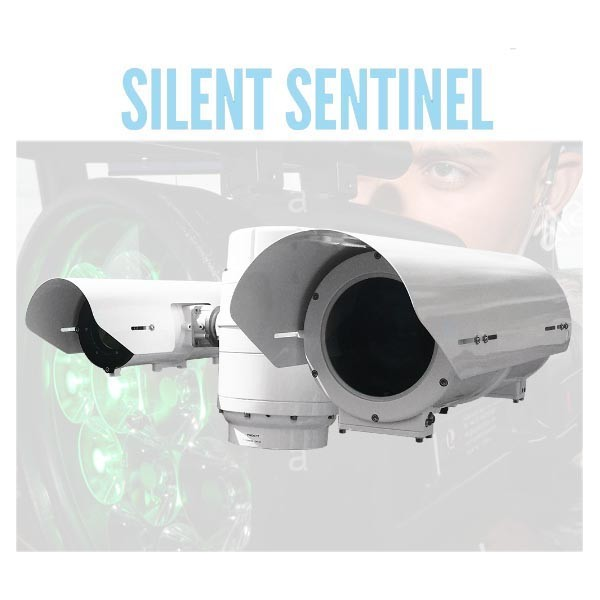 OSIRIS SILENT SENTINEL SIGNAL LIGHT GUN CAMERA PTZ THERMIQUE ZOOM IP HD