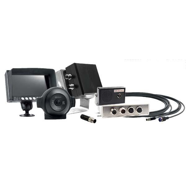 RadarEye Orlaco 0403160 kit radar orlaco pas cher single chargeuse pelle stacker porte container