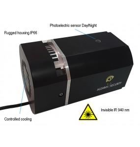 IR 940 laser illuminator 500m,infrared laser illuminator for CCTV