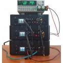 Valises tactique énergie chainables controlable smartphone et serveur