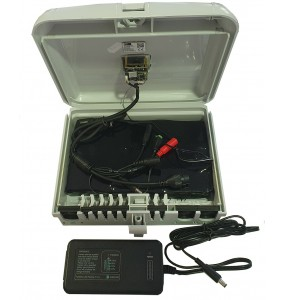 coffret fibre optique camera Wifi 4G DVR 1080P