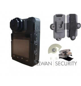 MOLLE407 Attache Molle DOCKMV compacte camera pieton gilets pare balle et gilets tactiques