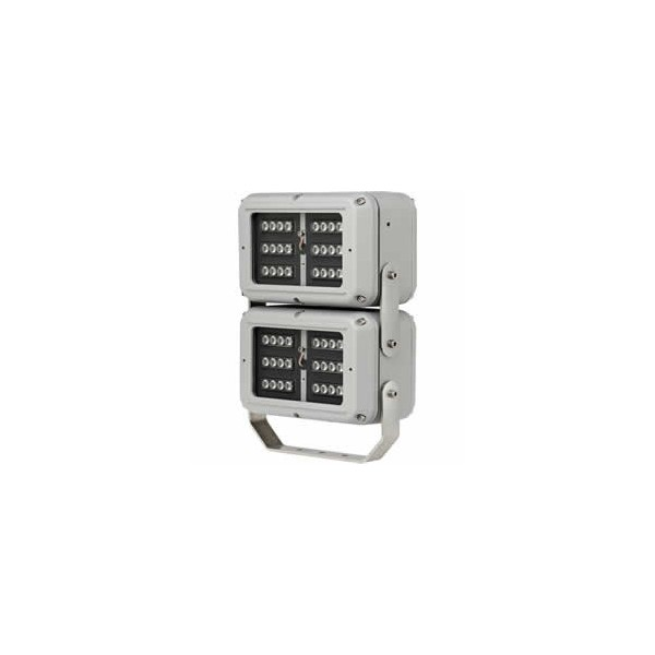 ATEX / IEC EX Illuminateur Lumière-Blanche à LEDs SPARTAN FLOOD WL48