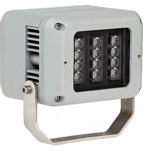 Spartan Flood IR12 - ATEX / IEC EX infrared LED illuminator