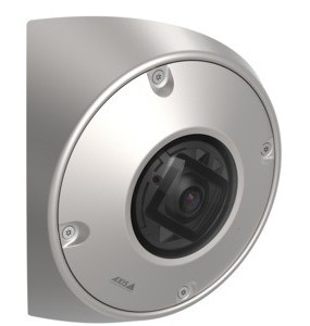 Caméra Réseau AXIS Q9216-SLV Inox