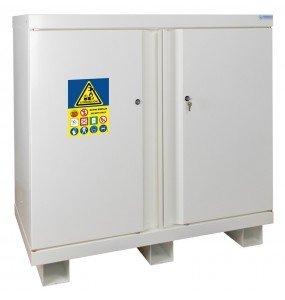 Safety cabinet Lithium-ion battery storage