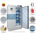 Stockage batterie lithium ion - Armoire de securite