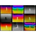 Palette d' images thermiques Promotheus ARMASIGHT Allwan