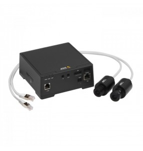 AXIS F41 Main Unit WDR - Forensic Capture and HDTV 1080p for CCTV