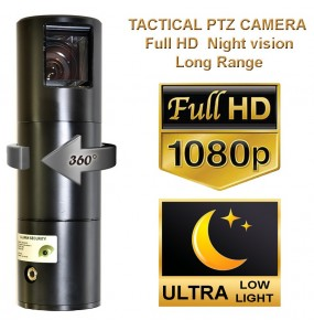 FALCON Darkfighter Full HD 2MP Camera IP motorisée PTZ Vision nocturne