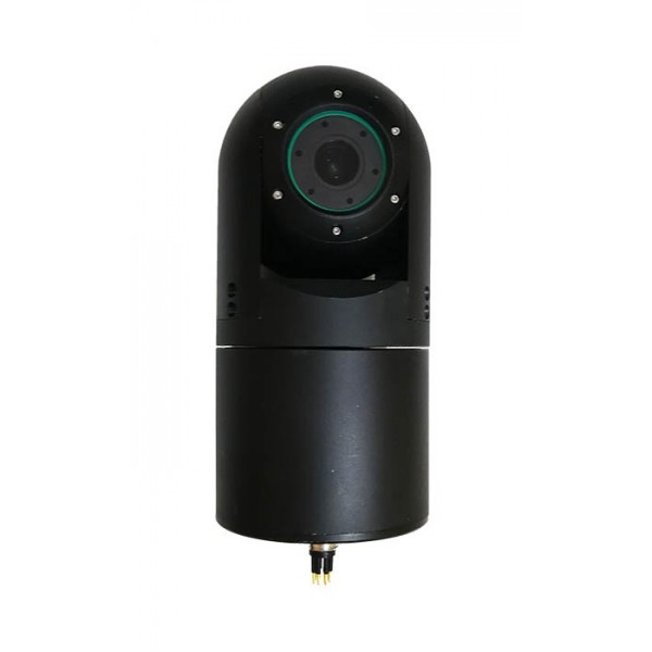 Underwater IP onvif wired ptz video camera high resolution SST 316