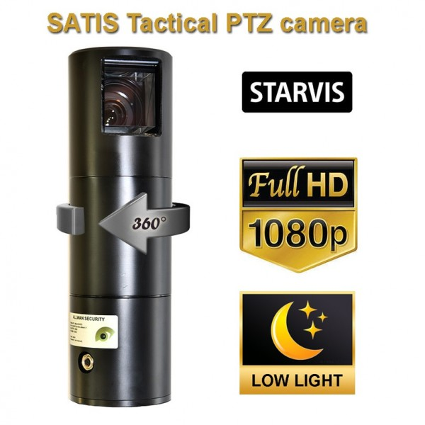 STARVIS Tactical PTZ camera Law enforcement Police Army