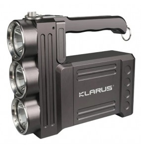 Klarus RS80GT Rechargeable LED Searchlight