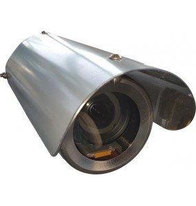 110TARGET camera IP OnVif fixe zoom optique pilotable, 4K UHD Ultra-HD marine durcie bateau offshore, mer ocean, ip67-ip66-ip68