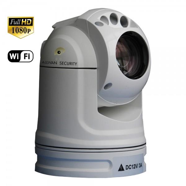 30DH61W Vehicule PTZ camera IR 940 rapidly depoyable