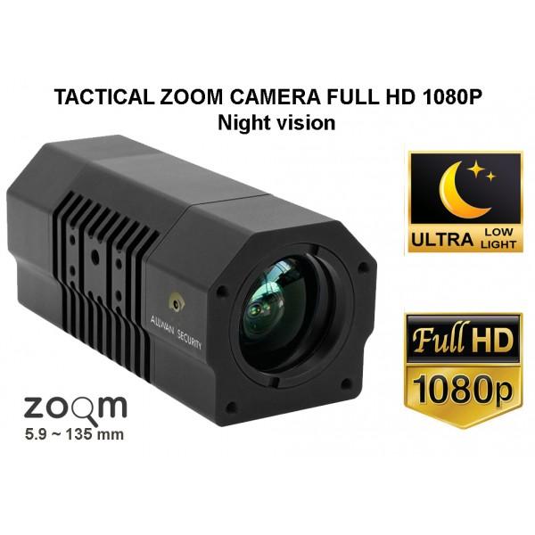 HYPNOS23X Outdoor Rugged zoom camera IP68