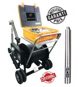 CAMFOR HD borehole inspection camera
