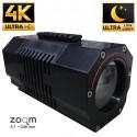 Outdoor night vision block zoom camera ULL 30X MIL-810F IP68
