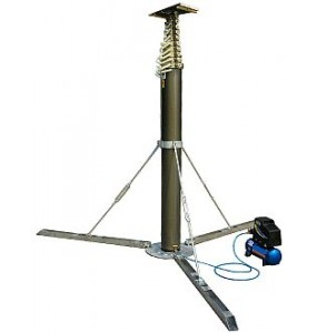 Telescopic Mast - Mobile Tower & Mast Systems