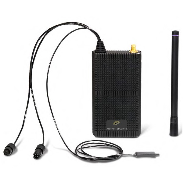 TX2 video COFDM Transmitter