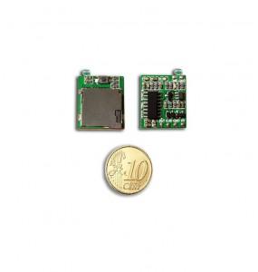 Enregistreur audio miniature crypté TPR 2000 REC Allwan