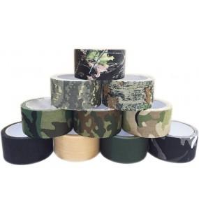 camo-bande Bande de camouflage adhésive 10m
