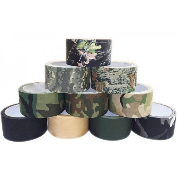 camo-bande Bande de camouflage adhésive 10m militaire