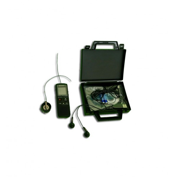 Microphone HF professionnel transmission longue distance SPV004