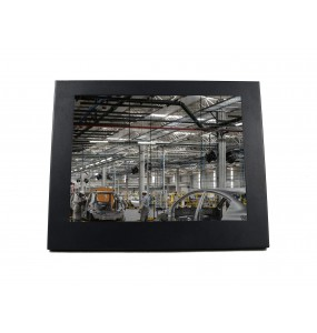 "MO1008 - Hardened industrial 8 ""built-in screen"