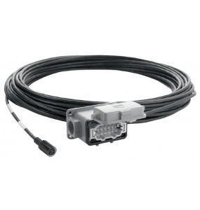 0303740 Cable semi remorque camera