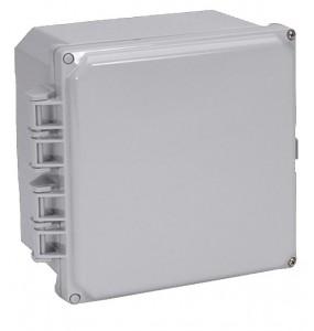 AL664 - coffret etanche IP68 immergeable 166x166x139mm