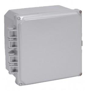 AL884 - coffret etanche IP68 immergeable 214x214x139mm