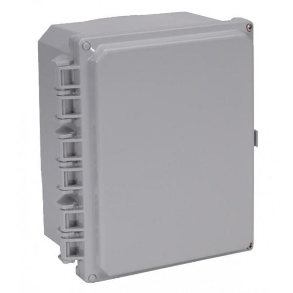 AL1086 - coffret etanche IP68 immergeable 268x217x185mm