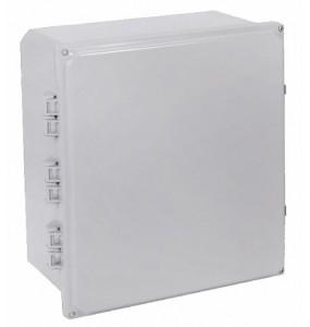 AL14126 - coffret etanche IP68 immergeable 375x320x187mm