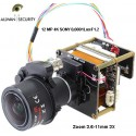 IMX290 Module camera 12MP 4K IP H.265 ONVIF starvis SONY 3.6-11mm