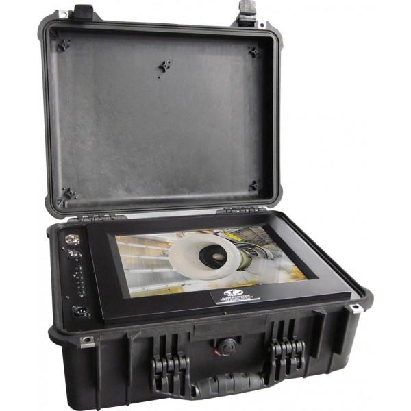 Valise Camera integrée Durcie IP67 VISION-CASE | Allwan