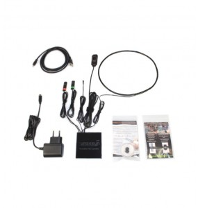 SPC3GSM Kit de surveillance Pieton Audio/ Video 3G
