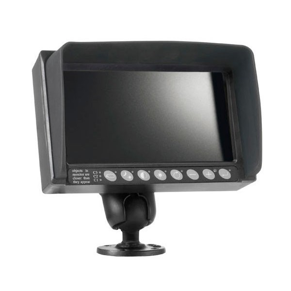 0208603 Moniteur IP67 7''