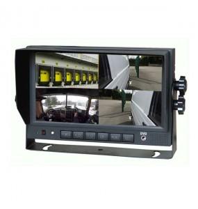 "Ecran Moniteur 7"" Quadravision MO-136MDC"
