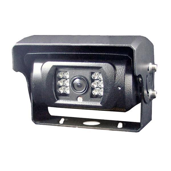Camera de recul à clapet motorisée pour vehicules de chantiers CW-635MCAI
