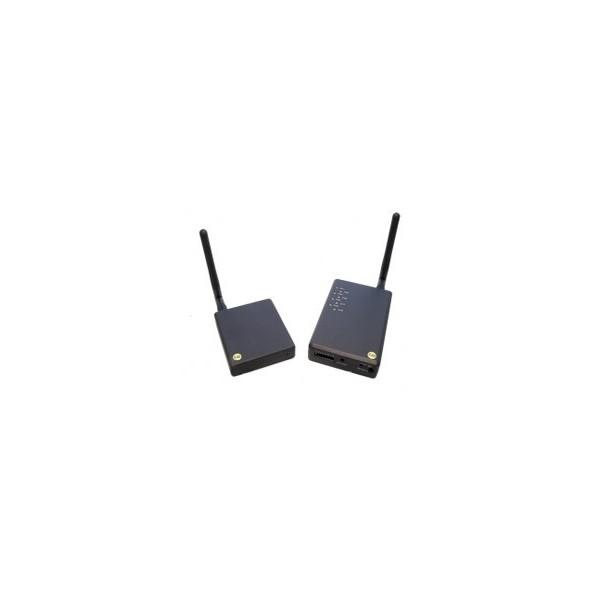 Kit émetteur récepteur longue distance TBR 2455, Allwan
