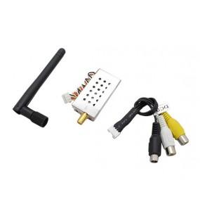 Transmetteur A/V miniature longue portée TMS-241800-LM, Allwan