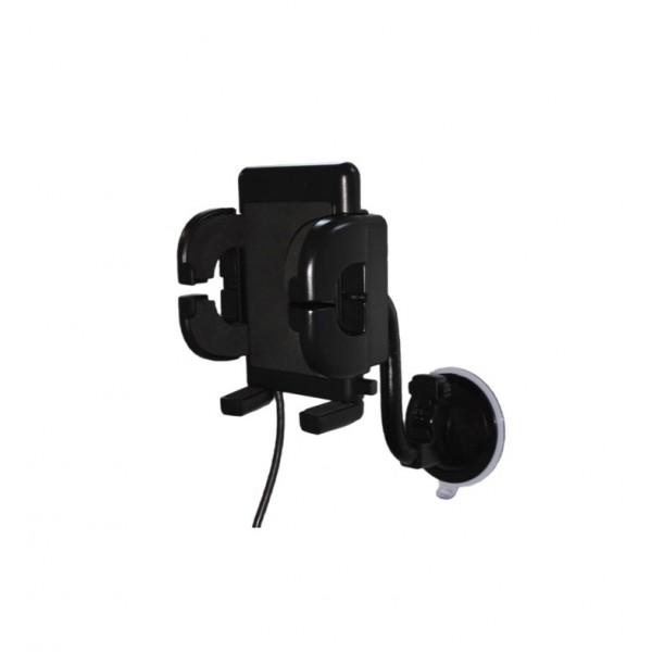 Support smartphone caméra SM800P4 vue avant Allwan