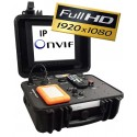 Camera Valise Monitoring VRD-450HDIP Valise Camera video