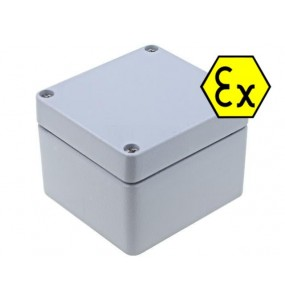 Boitier de jonction Etanche IP66 Anti-chocs - EX-RJ11 122 x 120 x 81 mm
