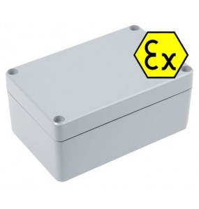 EX-RJ06 - junction box 125 x 80 x 57 mm
