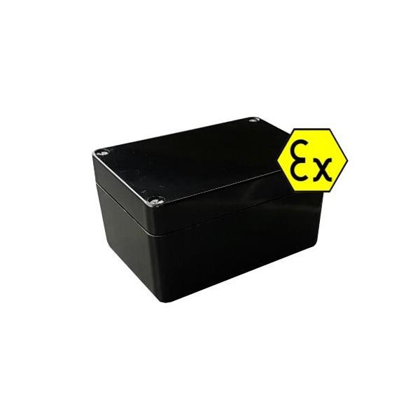 Boite de jonction polyester EX-GRJ02 110x75x55 mm